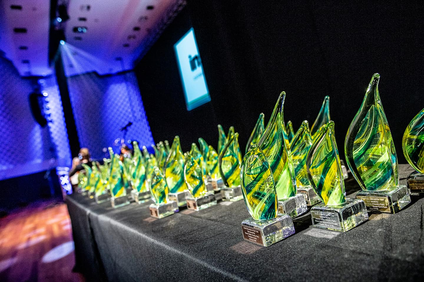 Dorset Tourism Awards Trophies