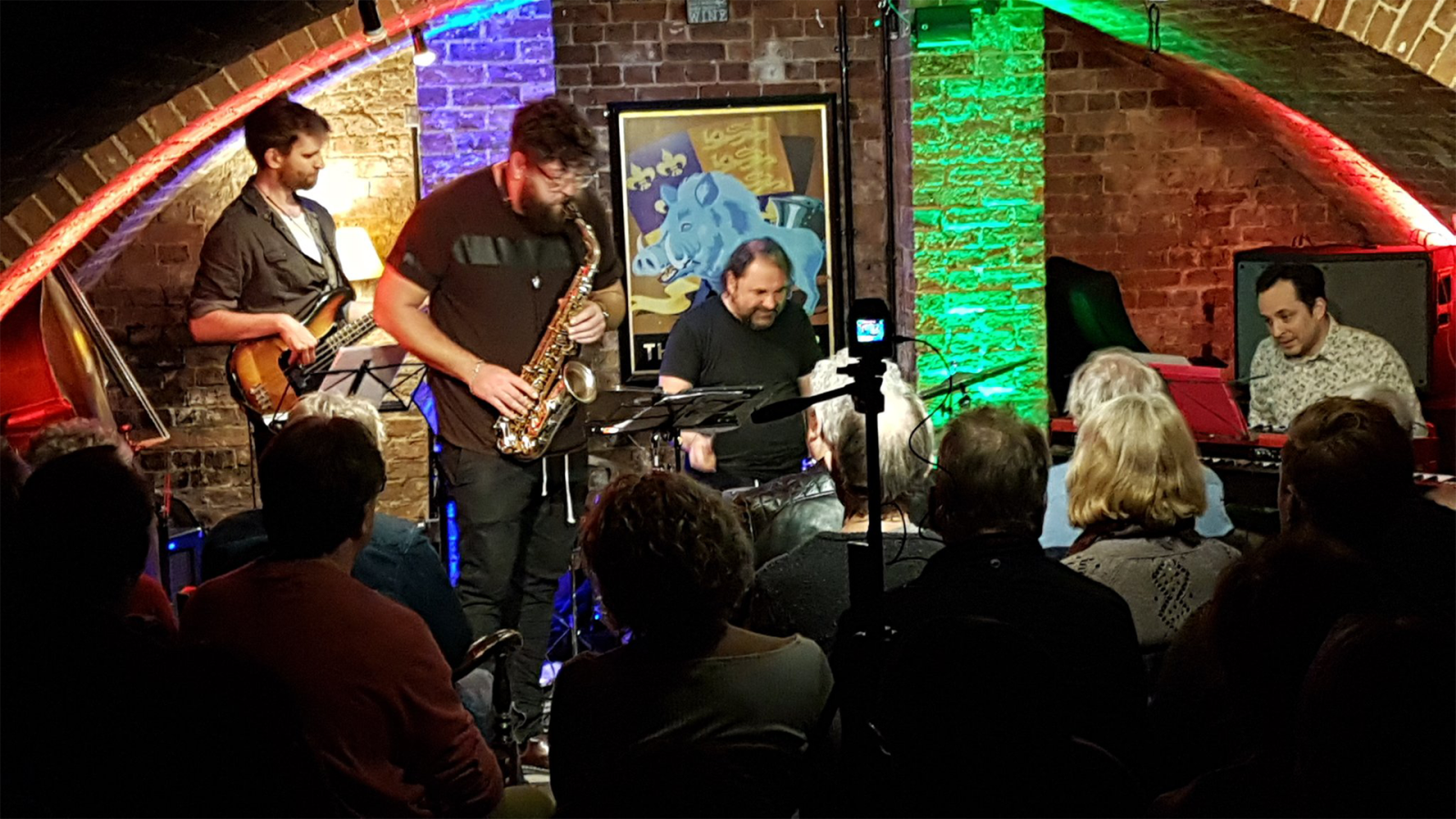SoundCellar, Poole - Jazz Club
