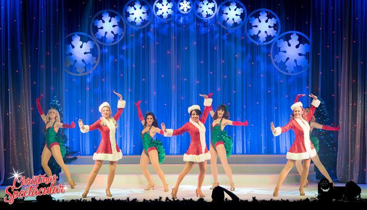 Christmas Spectacular.Regent Centre Christmas Spectacular Bournemouth