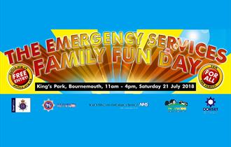 Family events bournemouth the emergency services family fun day negle Image collections