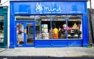 Front of Mind charity shop