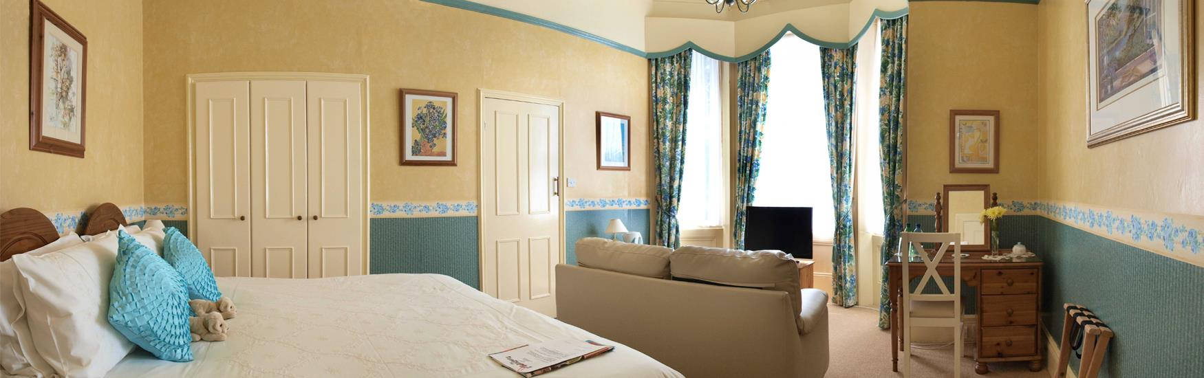 Beautiful B&B and Guest Accommodation in Bournemouth