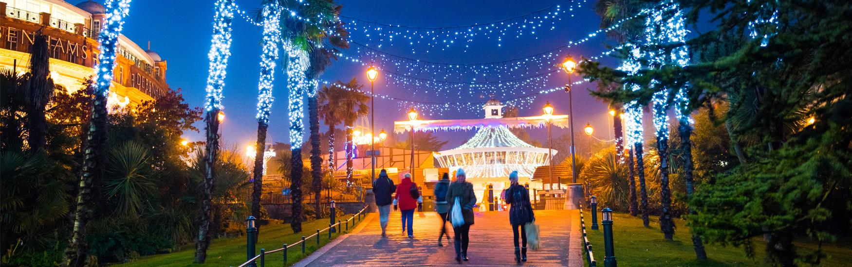 Celebrate Christmas in Bournemouth 15 Nov 2019 – 2 Jan 2020