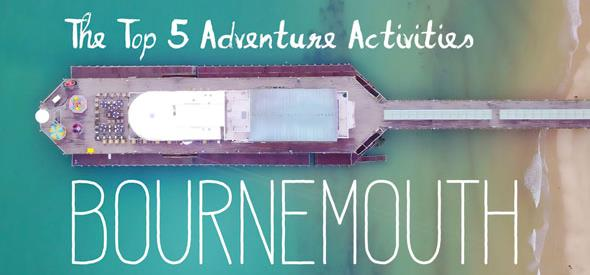 Top 5 adventures in and around Bournemouth