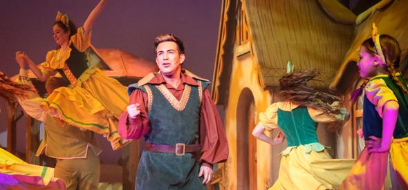 Bournemouth's panto is in full swing… Oh, yes it is!