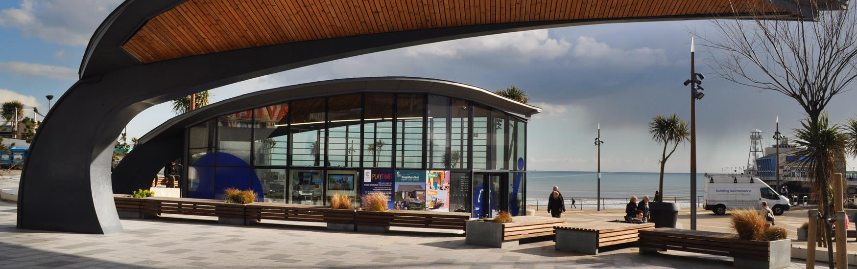 Bournemouth Tourist Information Centre