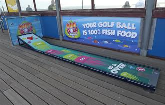 Mini Golf at Boscombe Pier