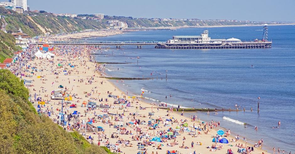 Bournemouth Beach Bournemouth