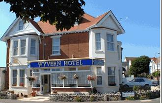Wyvern Hotel Bournemouth Outside Exterior