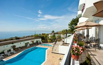Hallmark Hotel East Cliff Bournemouth Pool