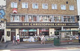 The Christopher Creeke main exterior