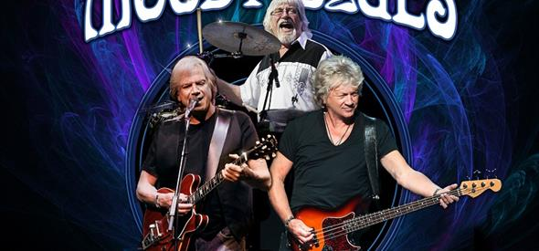 Legend Of A Band - Moody Blues