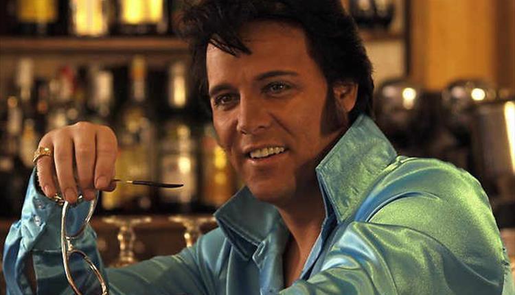 Shawn Klush Elvis World Tour Bournemouth