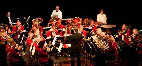 Bournemouth Concert Brass - Heroes of British Music