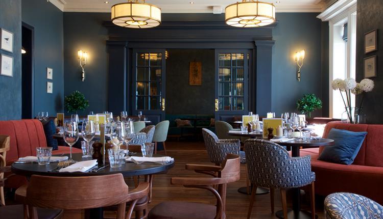 Brasserie Blanc at the Highcliff Marriott, Bournemouth