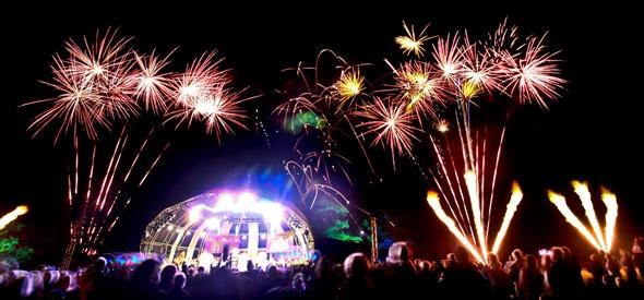 Bournemouth Symphony Orchestra - Proms in the Park - Disco Symphonic Spectacular
