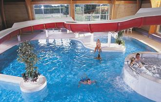 Hoburne Bashley Holiday Park Near Bournemouth Pool