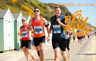 Health-on-Line Bournemouth Bay Run 2018