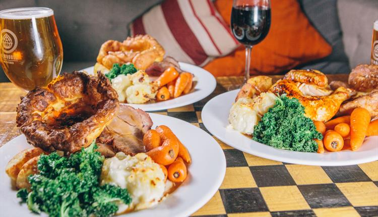 Roast Dinner at the Brewhouse & Kitchen Bournemouth