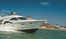 Castaway Luxury Boat Charters at Sea