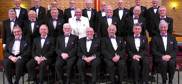 Bourne2Sing – A fundraising concert for Shelley Theatre