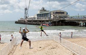 RockReef Activity Centre & Pier Zip