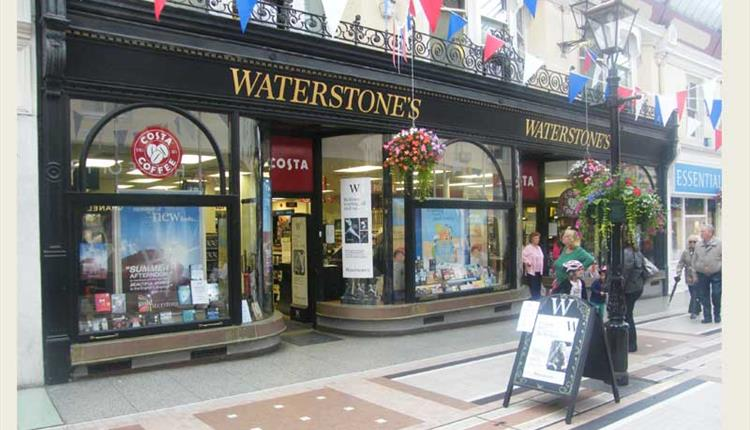Waterstones Bournemouth Arcade