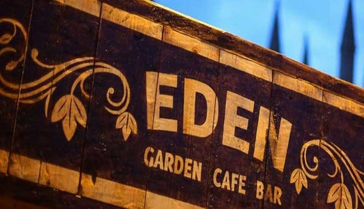 Eden Garden Bar and Club logo