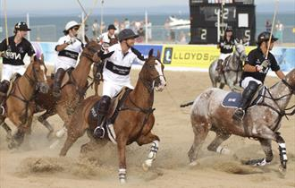 British Beach Polo Championships Sandbanks 2018