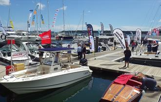 Poole Harbour Boat Show 2018