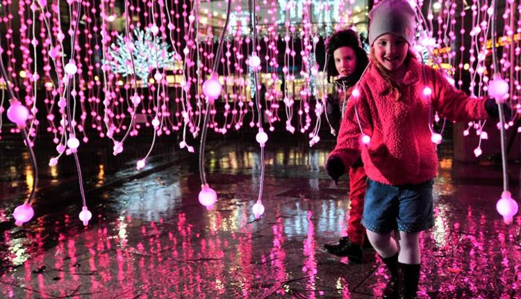 Light Up Poole: A Festival of Light