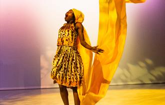 Pavilion Dance South West Headwrap Diaries
