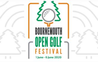 Bournemouth Open Golf logo