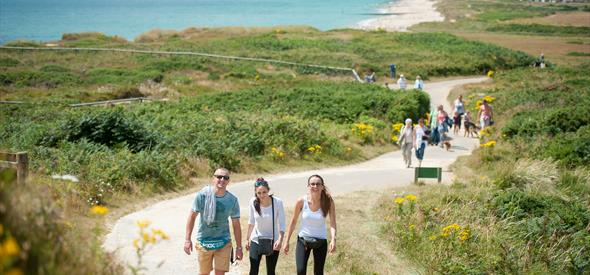 Hengistbury Head Visitor Centre