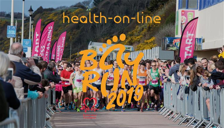 Health-on-Line Bournemouth Bay Run