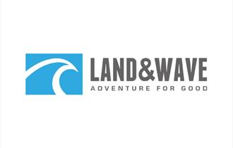 The Land & Wave logo
