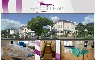 New Westcliff Hotel Bournemouth Collage