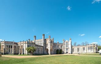 Highcliffe Castle main exterior
