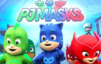 Meet PJ Masks