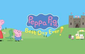 Peppa Pig Best Day Ever at Bournemouth Pavilion