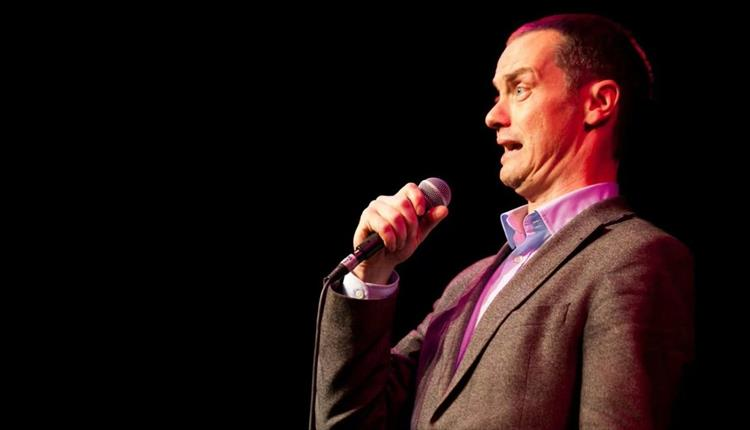 Coastal Comedy Show with TV Headliner Paul Tonkinson!