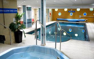 Bournemouth Riviera Hotel & Holiday Apartments Pool and Spa