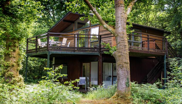 The New Forest Riverside retreat