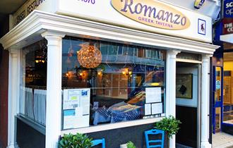 Romanzo Greek Taverna