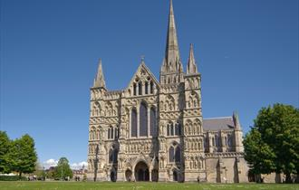 Salisbury Cathedral Magna Carta Historical Building