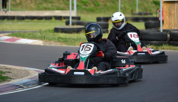 South Coast Karting Bournemouth Hurn Christchurch Go Karting 1