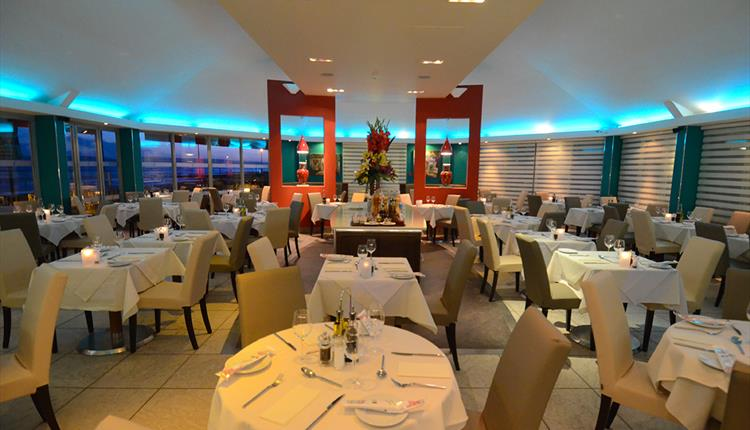 Vesuvio Restaurant Bournemouth Interior