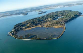 Brownsea during the Industrial Age