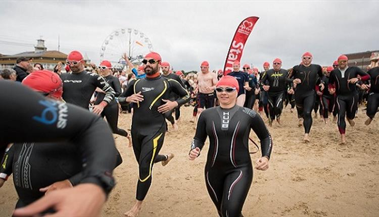 Bournemouth Pier to Pier Swim 2018
