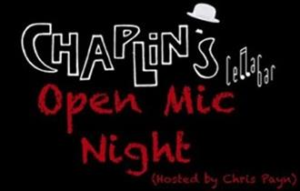 Caplin's Open Mic Night